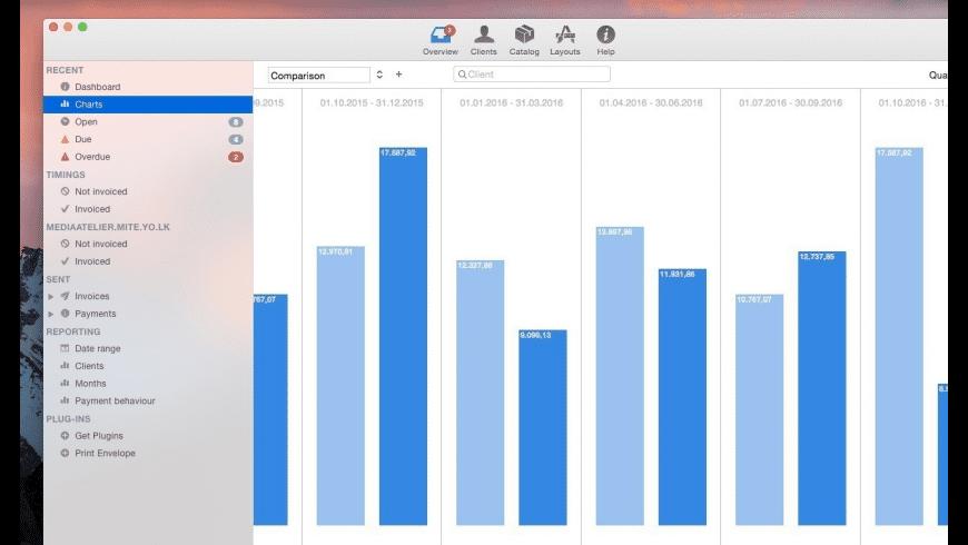 GrandTotal for Mac - review, screenshots