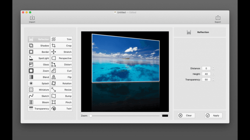 Rainbow for Mac - review, screenshots