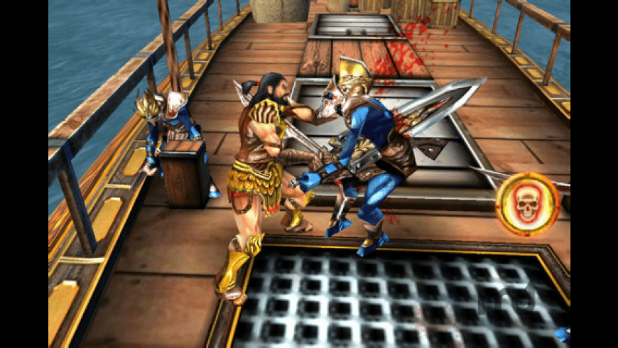 Hero of Sparta II for Mac - review, screenshots