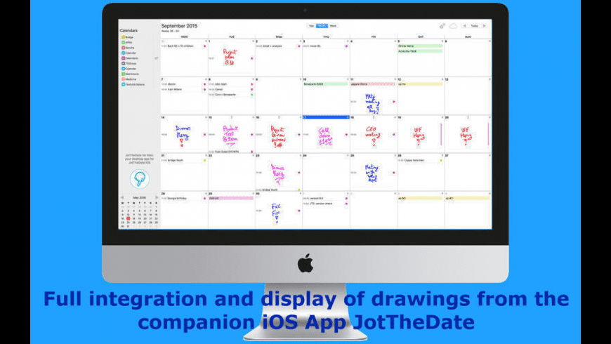 JotTheDate for Mac - review, screenshots