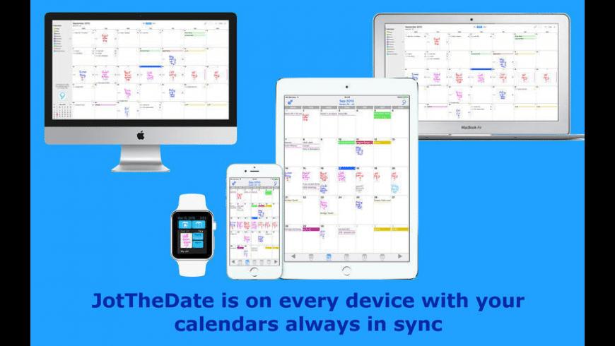 JotTheDate for Mac - review, screenshots