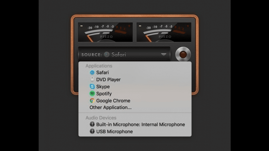 Piezo for Mac - review, screenshots