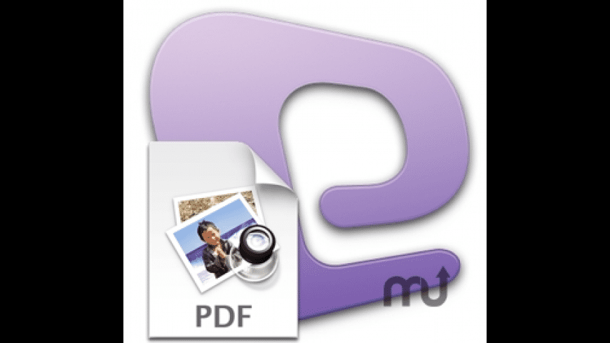 Mail PDF with Entourage for Mac - review, screenshots