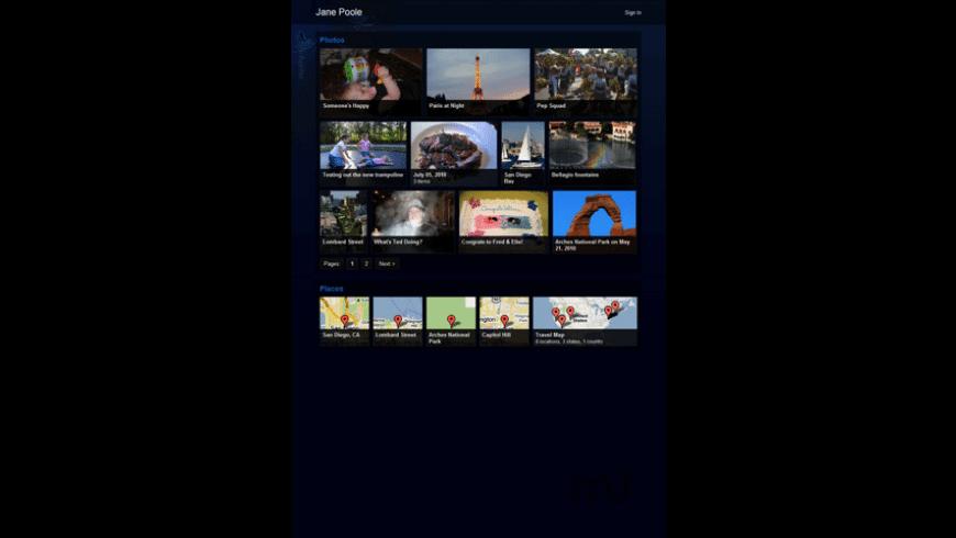 SwingVine Gallery for Mac - review, screenshots