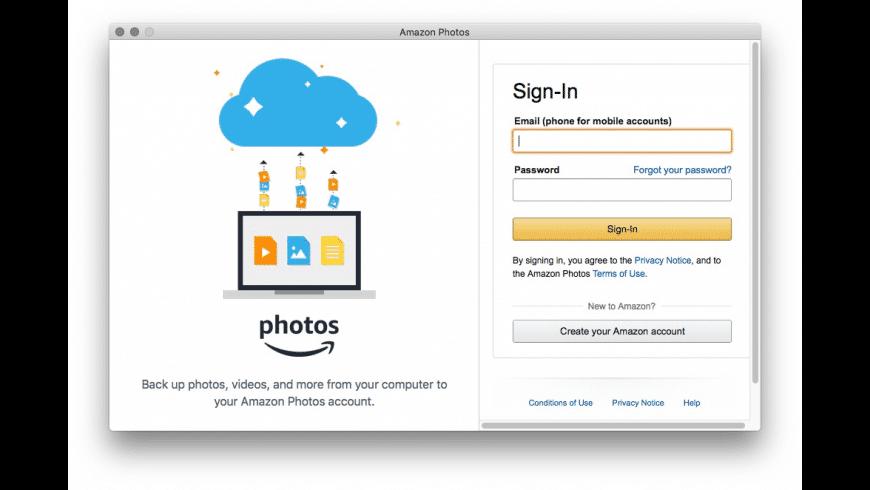 Amazon Photos for Mac - review, screenshots