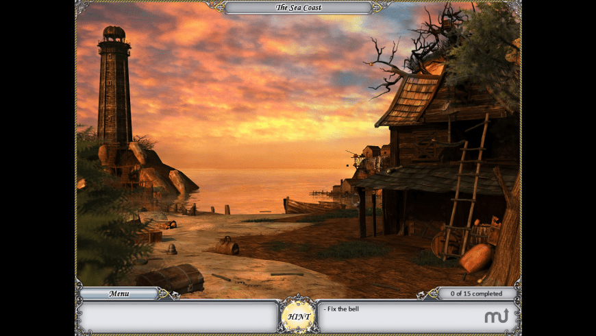 Treasure Seekers: The Enchanted Canvases for Mac - review, screenshots