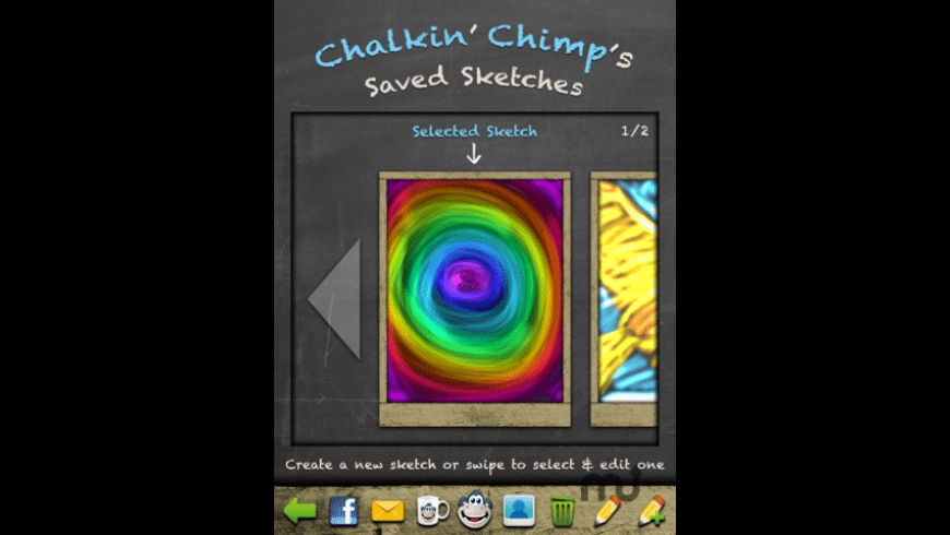 Chalkin\' Chimp for Mac - review, screenshots
