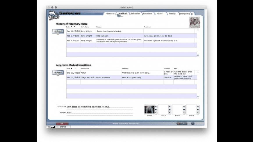 SafeCat for Mac - review, screenshots