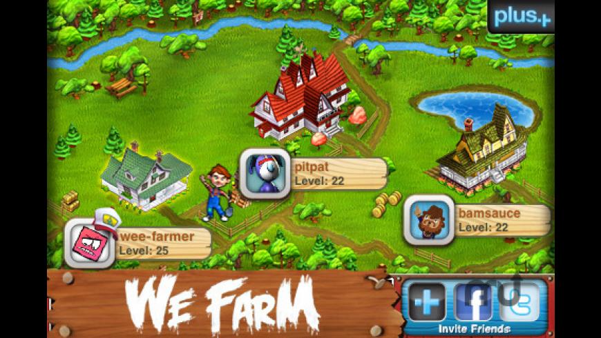 We Farm for Mac - review, screenshots