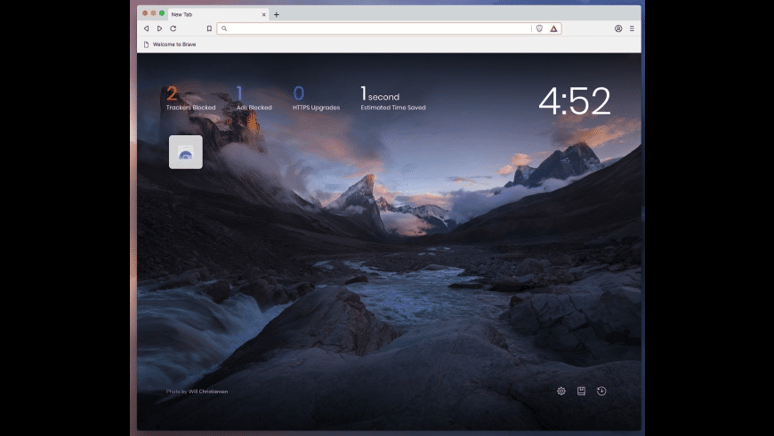 Brave for Mac - review, screenshots
