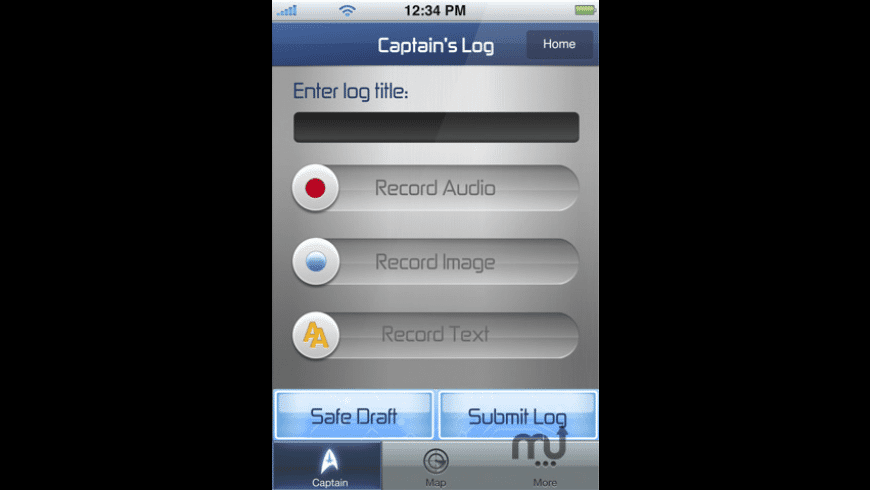 STAR TREK CAPTAIN\'S LOG for Mac - review, screenshots