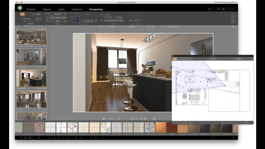 Artlantis Studio for Mac - review, screenshots