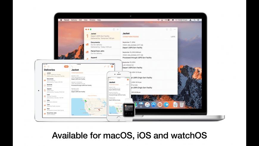 Parcel for Mac - review, screenshots