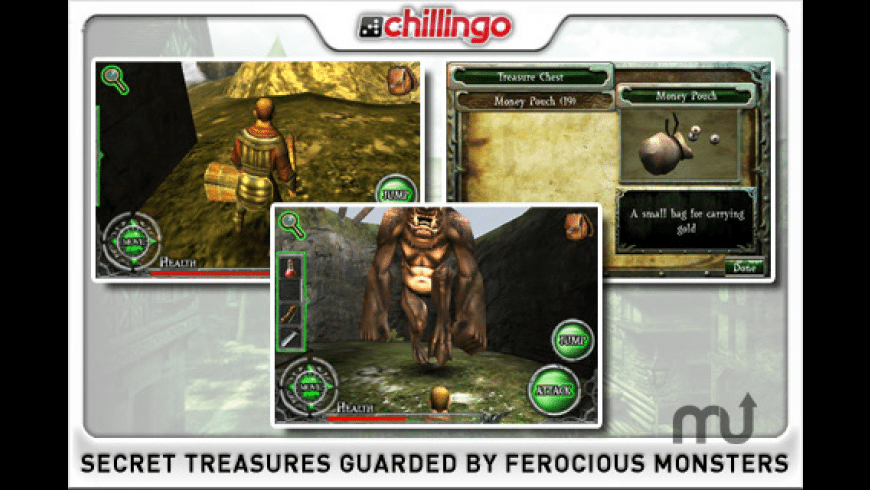 Ravensword: The Fallen King for Mac - review, screenshots