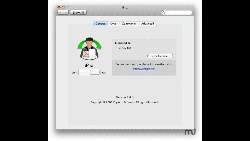iPliz for Mac - review, screenshots