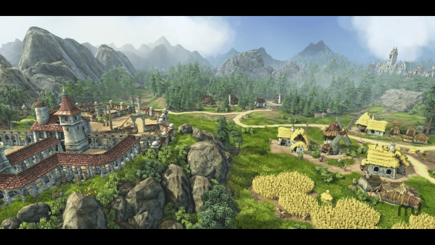 The Settlers 7: Paths to a Kingdom for Mac - review, screenshots