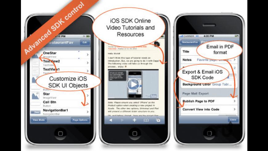 Dapp for Mac - review, screenshots