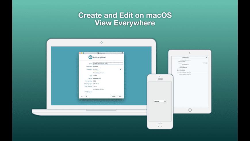 PortaCrypt for Mac - review, screenshots