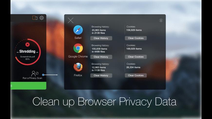 Shredo for Mac - review, screenshots