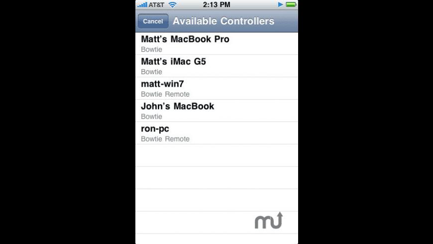 Bowtie for Mac - review, screenshots