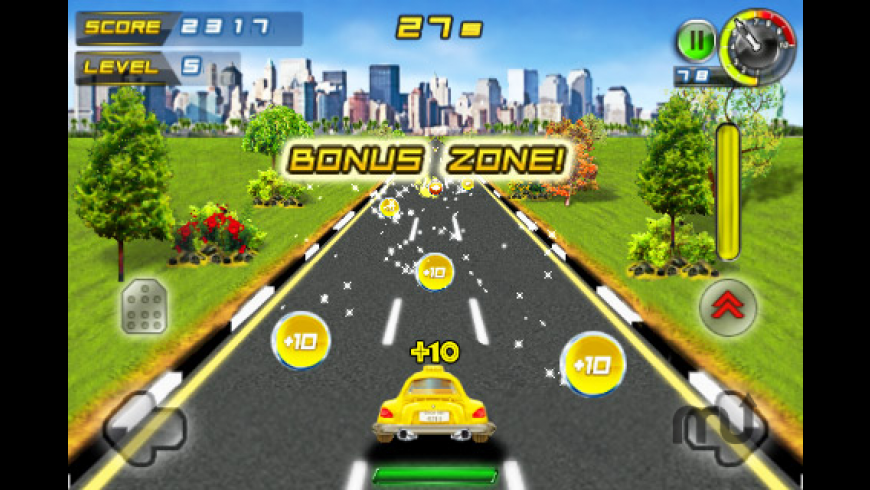 Whacksy Taxi for Mac - review, screenshots