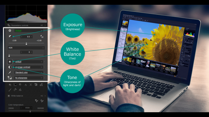 SILKYPIX Developer Studio for Mac - review, screenshots