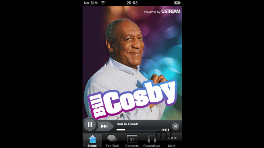Bill Cosby for Mac - review, screenshots