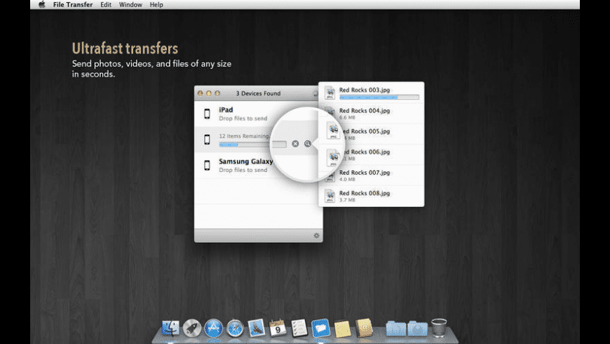 File Storage Companion for Mac - review, screenshots