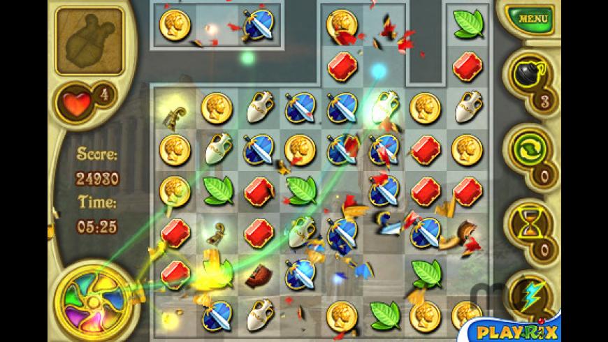 Call of Atlantis for Mac - review, screenshots