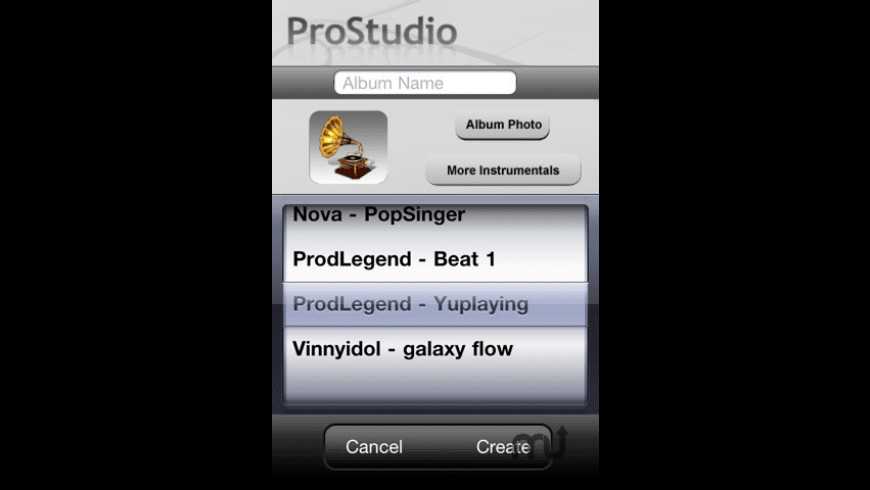 ProStudio for Mac - review, screenshots
