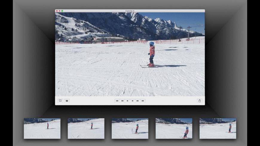 Frammer X for Mac - review, screenshots