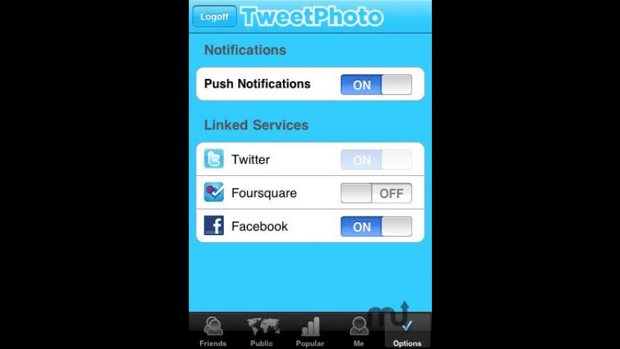 TweetPhoto Pro for Mac - review, screenshots