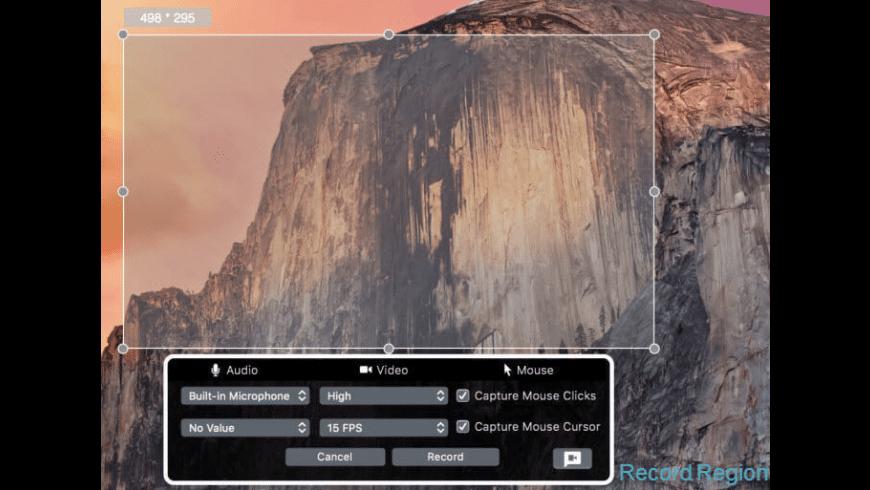 Screen Grabber Pro for Mac - review, screenshots