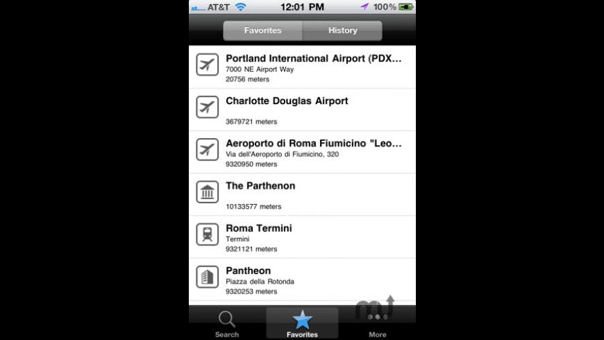 Future Checkin for Mac - review, screenshots