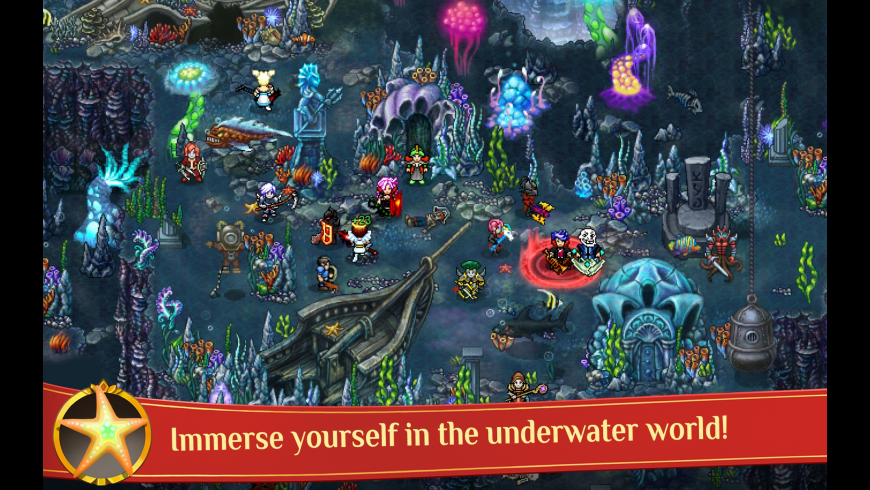 Warspear Online for Mac - review, screenshots