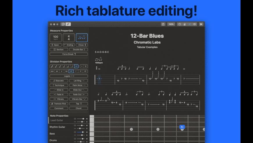 Tabular for Mac - review, screenshots
