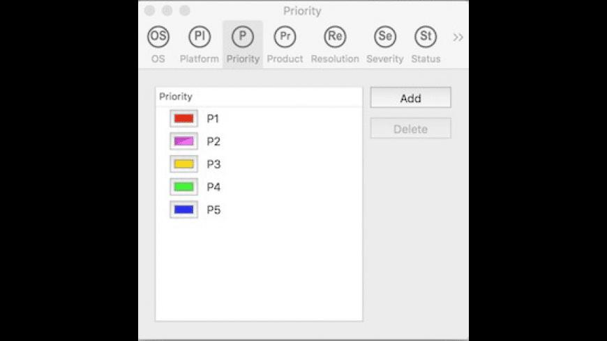 Bugz for Mac - review, screenshots
