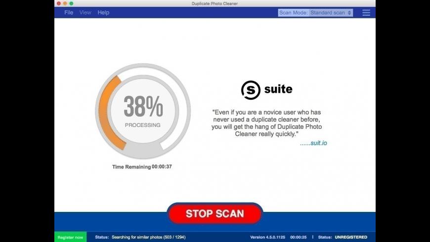 Duplicate Photo Cleaner for Mac - review, screenshots
