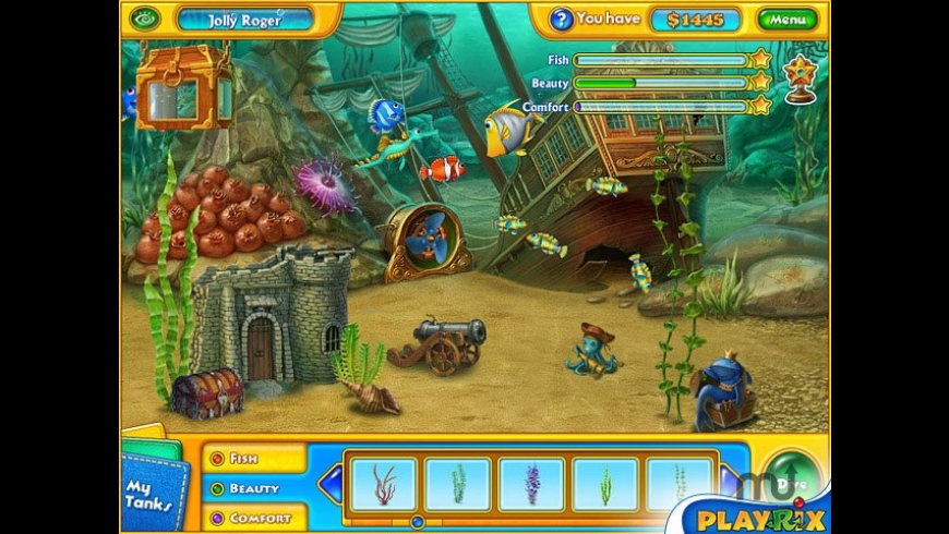 Fishdom H2O: Hidden Odyssey for Mac - review, screenshots