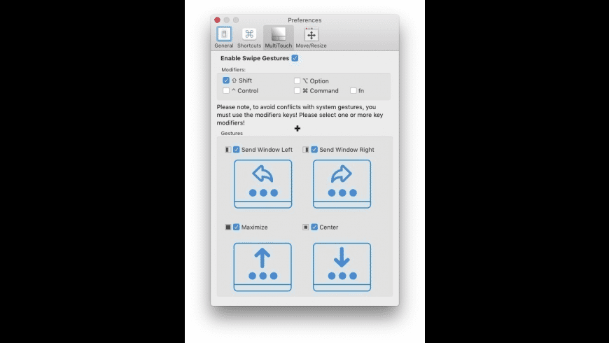 MaxSnap for Mac - review, screenshots
