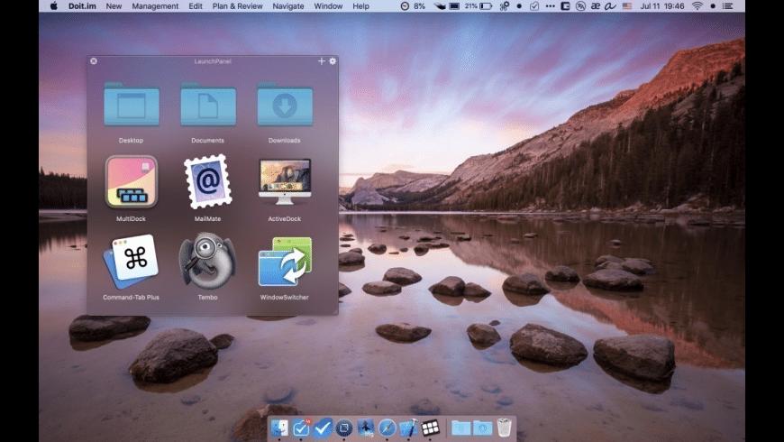 LaunchPanel for Mac - review, screenshots