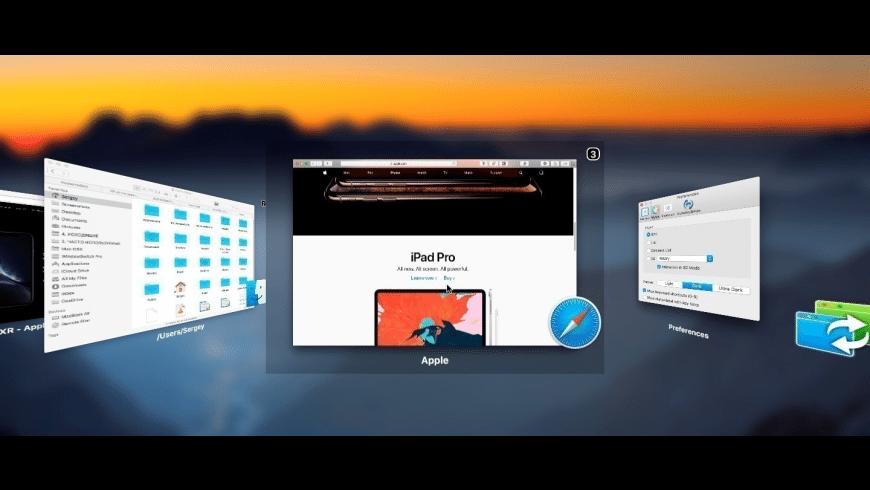 WindowSwitcher for Mac - review, screenshots