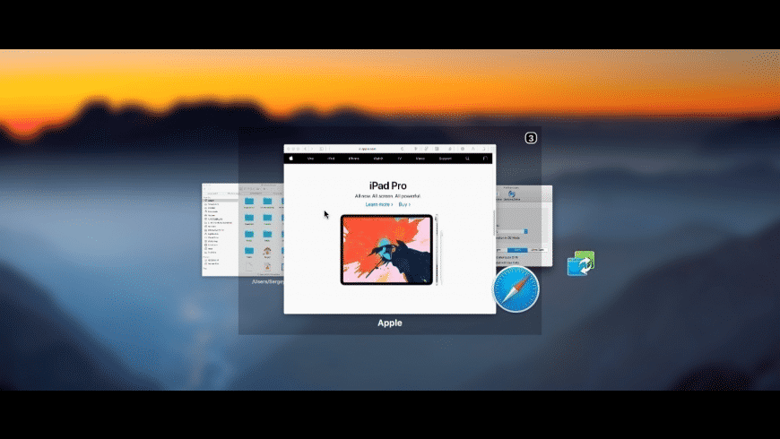 WindowSwitcher for Mac - review, screenshots