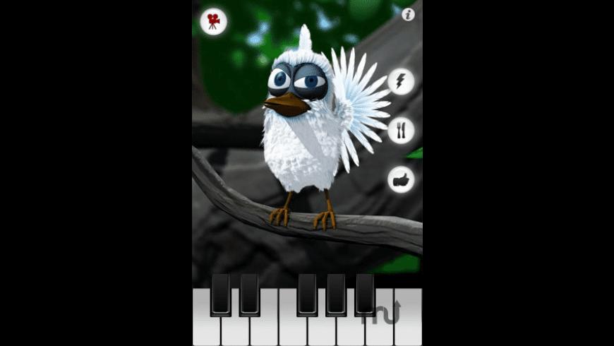 Talking Larry the Bird for Mac - review, screenshots