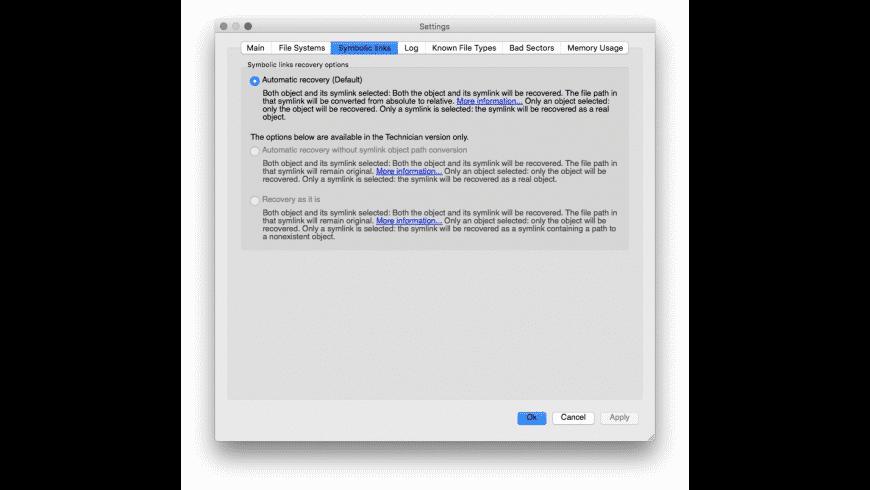 R-Studio for Mac - review, screenshots