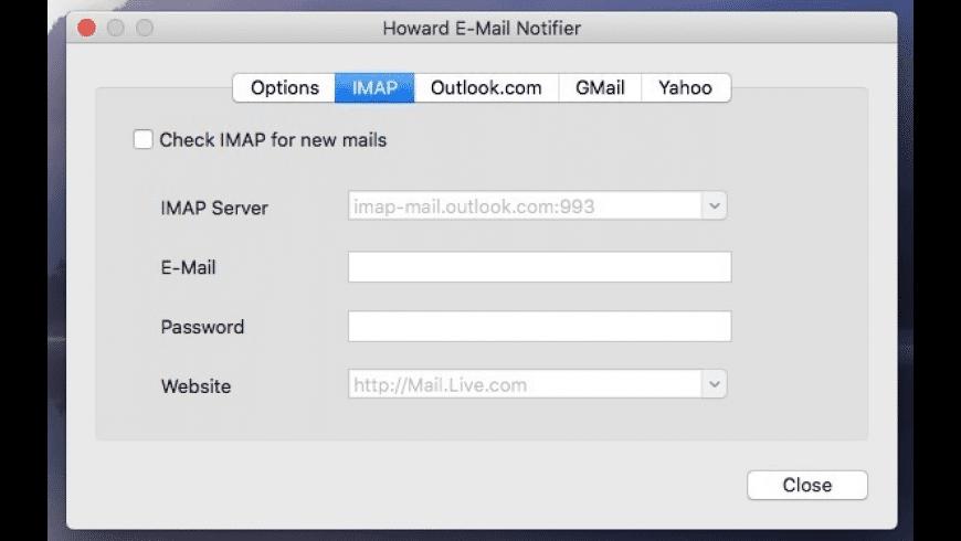 Howard for Mac - review, screenshots