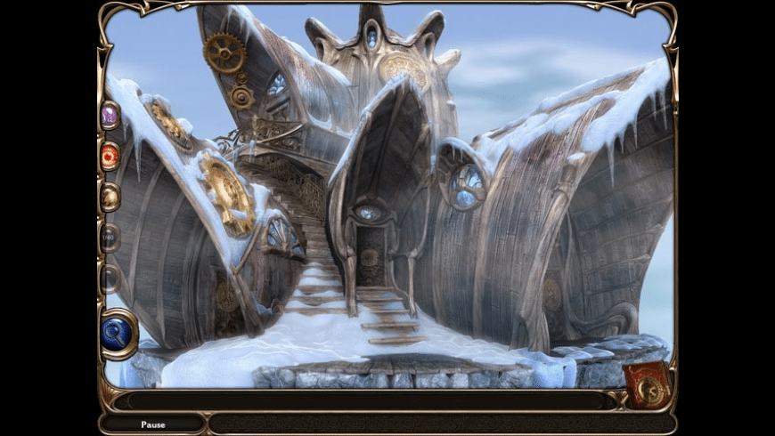 Dream Chronicles: The Book of Air Collector's Edition for Mac - review, screenshots