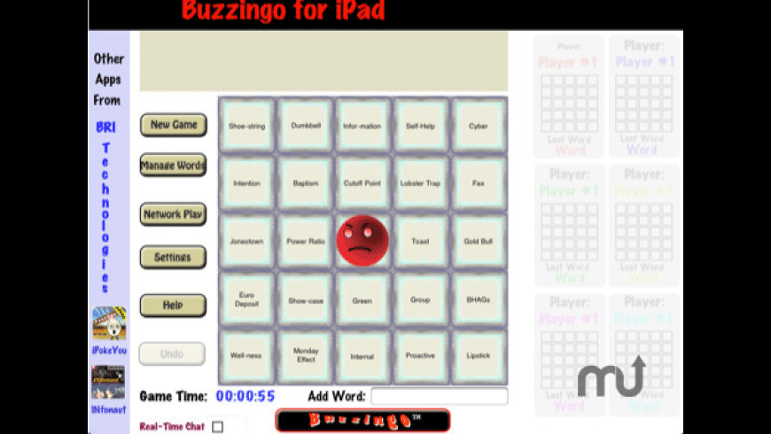 Buzzingo for Mac - review, screenshots