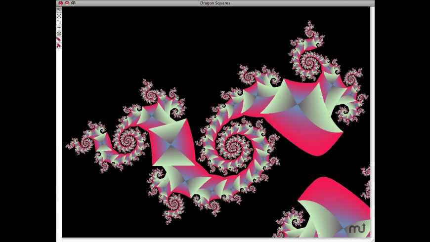 Fractal Domains for Mac - review, screenshots