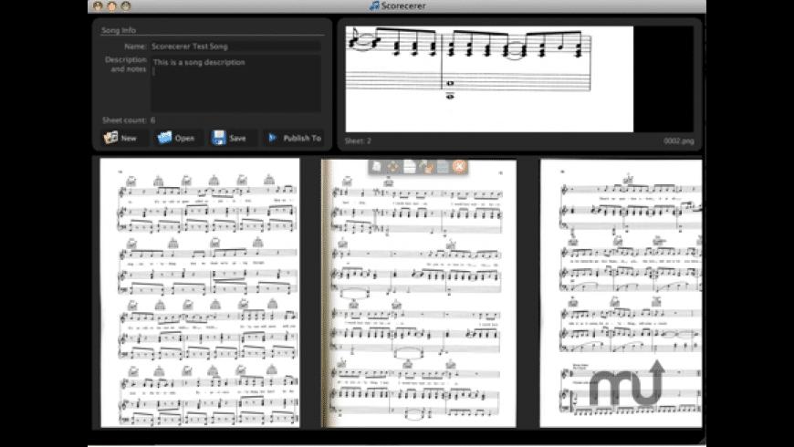 Scorecerer for Mac - review, screenshots